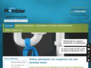 screenshot http://www.ateliers-plombier-asnieres.fr/ plombier à Asnières-sur-Seine