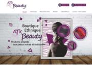 screenshot http://www.atk-beauty.com ATK Beauty