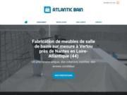 Atlantic Bain, créations uniques de meubles pour votre salle d'eau