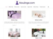 screenshot http://www.atoulinge.com www.atoulinge.com - tout pour votre maison