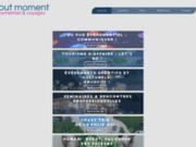 screenshot http://www.atout-moment.com atout moment - agence événementielle