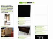 screenshot http://www.atoutdesign.fr atout design
