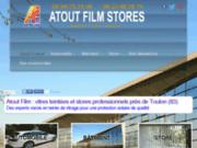 Atout Film : vitres teintées Toulon 83