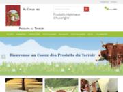Auvergne gastronomie : Buron de Fages