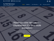 screenshot http://au-petit-ramoneur.com Ramonage Paris