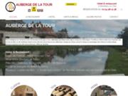 screenshot http://www.auberge-dela-tour.com Auberge de la Tour