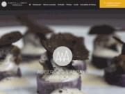 screenshot http://www.aubergedelabbaye-ambronay.com/ auberge de l'abbaye avec restaurant de qualité à ambronay.