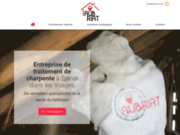 Aubriat - Traitement d'habitations à Epinal