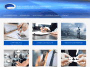 screenshot http://www.audit-consultancy.com expert comptable tunisie