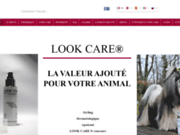 screenshot http://www.aulookcanin.fr salon de toilettage canin