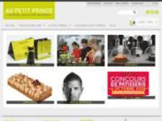 screenshot http://www.aupetitprince-etel.fr/ patisserie morbihan
