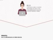 Aurélie Lancelot graphiste web designer