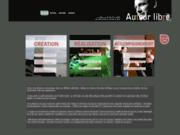 screenshot http://www.auteurlibre.com auteur libre