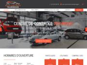 screenshot http://www.auto-controle-talmondais.com contrôle technique à Talmont Saint Hilaire 85