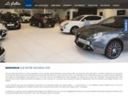 screenshot https://www.auto-legallou.fr/ voitures Fiat