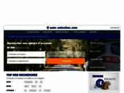 screenshot http://www.auto-selection.com achat et vente de voiture occasion