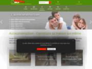 screenshot http://www.autoconstruction.info/ construire soi-même