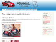 screenshot http://autodrive.be autodrive, voitures d'occasion en belgique