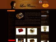 screenshot http://www.automates-boites-musique.com boites à musique bordeaux