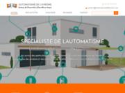 screenshot http://www.automatismedelhyrome.com Automatisme de l'Hyrôme