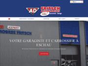 Garage Automobile : Carrosserie Fritsch