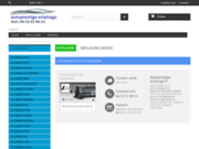 screenshot http://www.autoprestige-eclairage.fr autoprestige eclairage boutique phares et feux