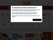 screenshot http://www.autoradios-gps.com autoradios gps