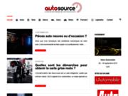 Autosource, site d'actualités automobiles