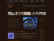 screenshot http://autourdelalune.com/ a2l astrologie