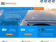 screenshot http://www.autovitres.com/ vitre electrique auto