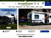 screenshot http://www.auvent-caravane.com/ Auvent Caravane