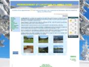 screenshot http://www.auvergne-location-vacances.com hébergement de vacances en auvergne