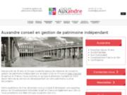 Société de gestion de patrimoine indépendante