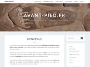 screenshot http://www.avant-pied.fr avant-pied.fr