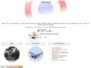 screenshot http://www.aviafrance.com un siècle d'aviation française