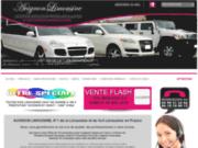 screenshot http://www.avignonlimousine4wd.com Avignon Limousine