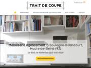 TRAIT DE COUPE à Boulogne-Billancourt, spécialiste de l'agencement sur mesure