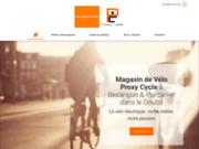R&R Manufacturing Proxy Cycle - magasin de vélos élecriques près de Besançon