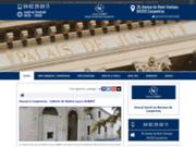 Cabinet  d'avocat en droit civil à Carpentras
