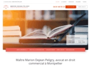 Avocat droit commercial à Montpellier