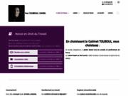 Avocat en droit du travail - Cabinet Eva Touboul