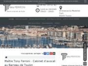 Cabinet d'avocat en droit du travail à Toulon
