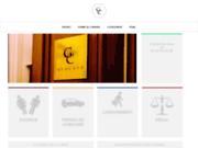 screenshot http://www.avocat-gueguen.com/ procedure avocat divorce pour faute
