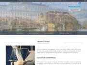 Avocat droit des sociétés à Toulon