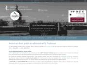 Avocat droit public sur Toulouse et Blagnac