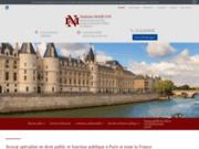 Avocat en droit et marché public à Paris