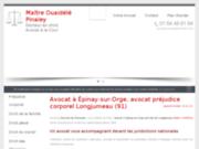 Avocat erreur médicale Essonne