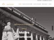 screenshot http://www.avocat-ruyssen.fr/ Maître Florence Ruyssen