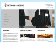 CICCIONE CAROLINE