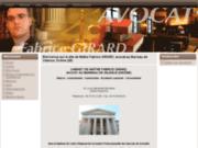 screenshot http://www.avocat-valence-drome.fr/ maître fabrice girard, avocat au barreau, valence.
